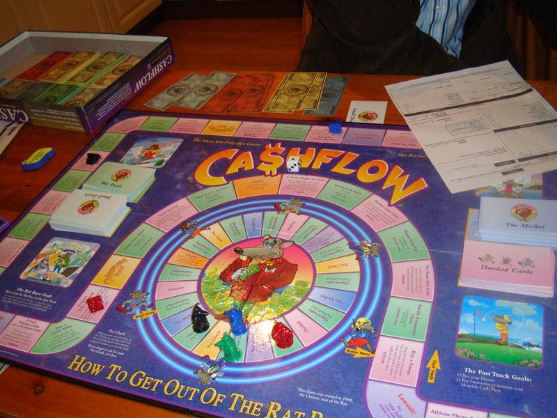 cashflow 101 online