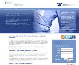 TaylorRobertsAccountants.com