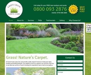 Green Grow Lawn Care