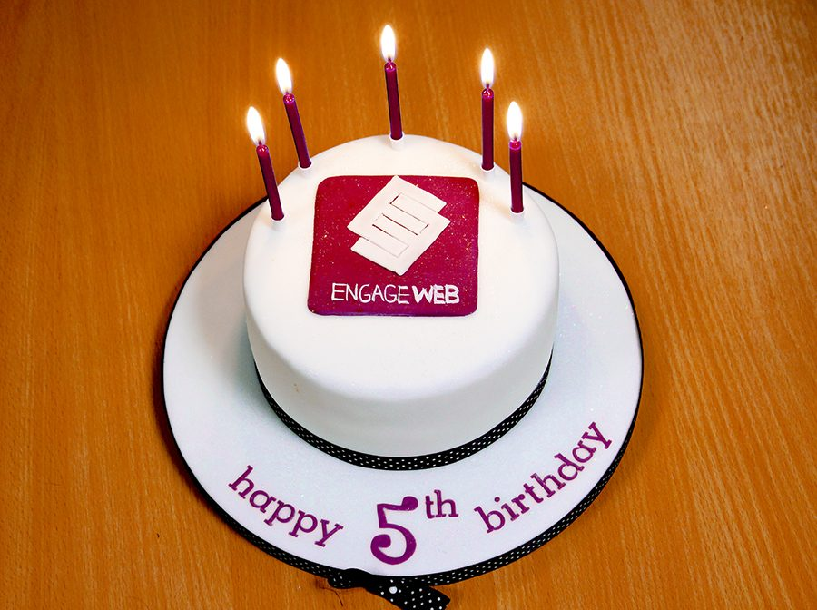 Engage Web celebrates five years of success