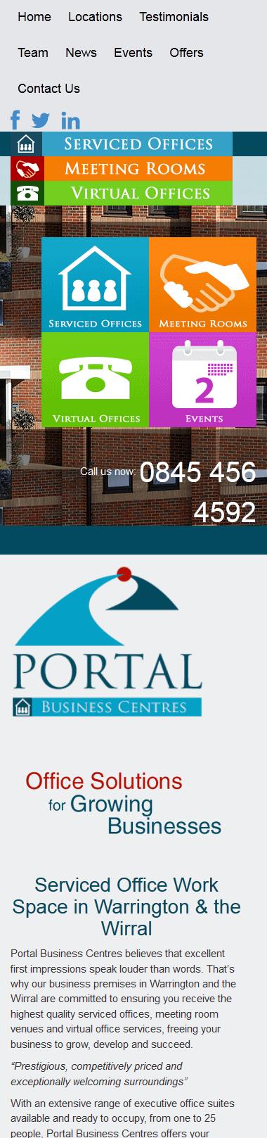 portal-mobile