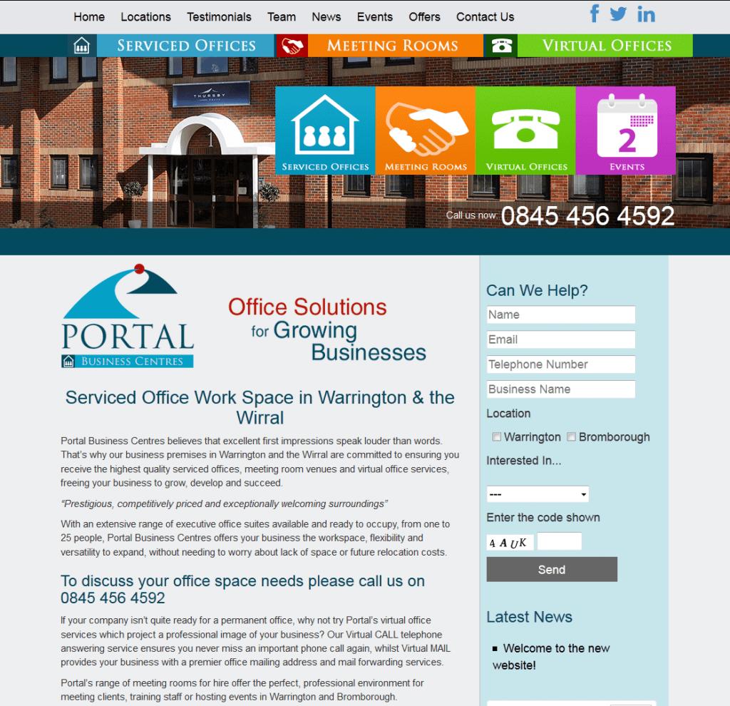 portal-website