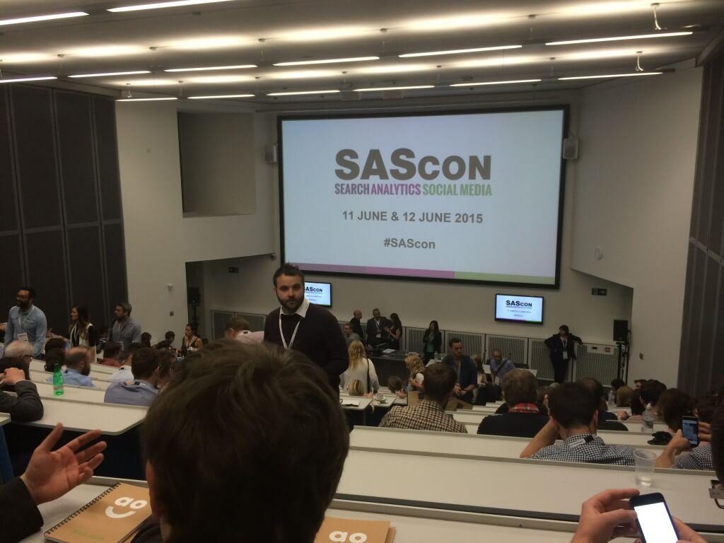 SAScon 2015