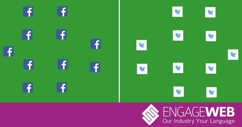 Footballing world to take on social media