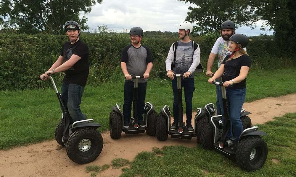 Team Building Day at Catton Hall