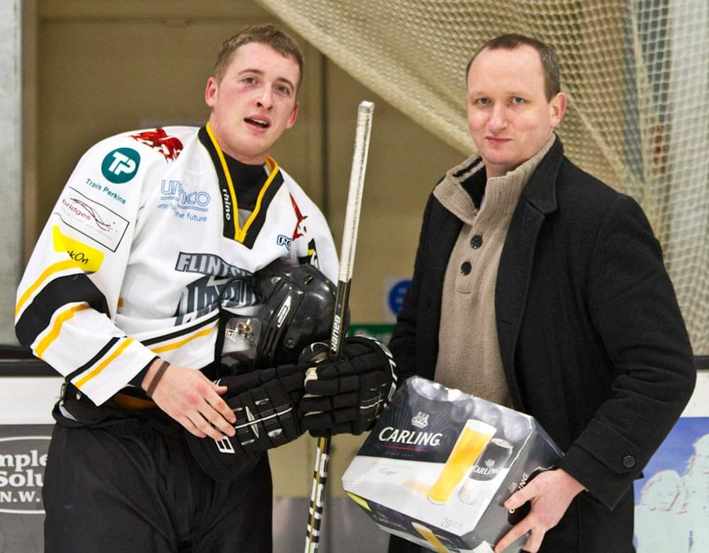 Sponsor Local Ice Hockey Team