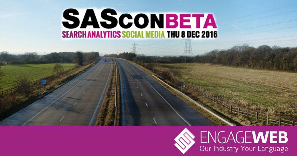 SAScon Beta – where things move quicker than the M56