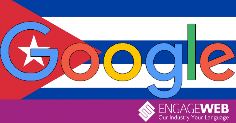 Google establishes presence in Cuba
