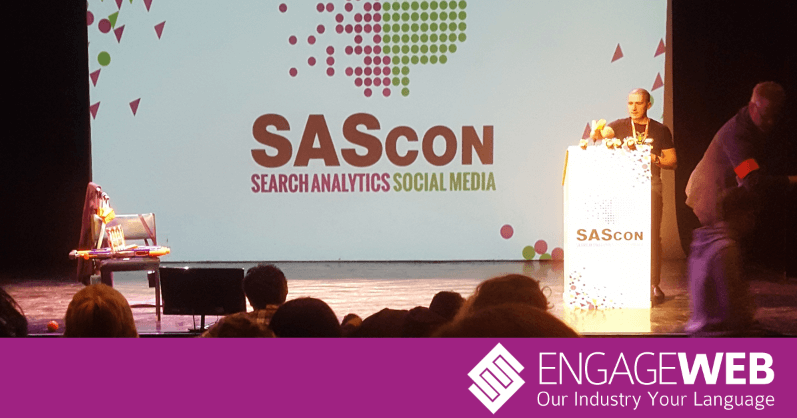 SASCon 2017 – A playful take on search and social