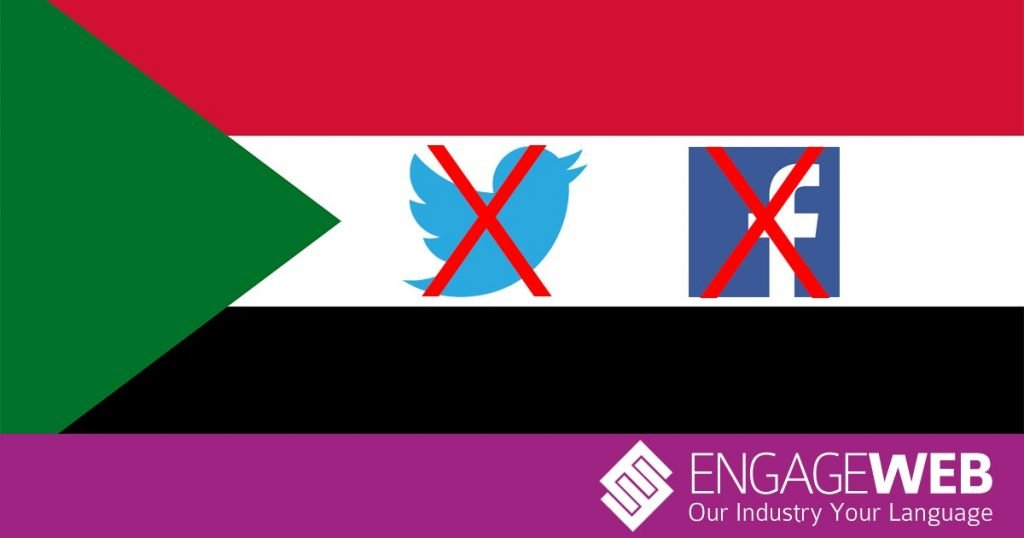 Sudan the latest African nation to block social media