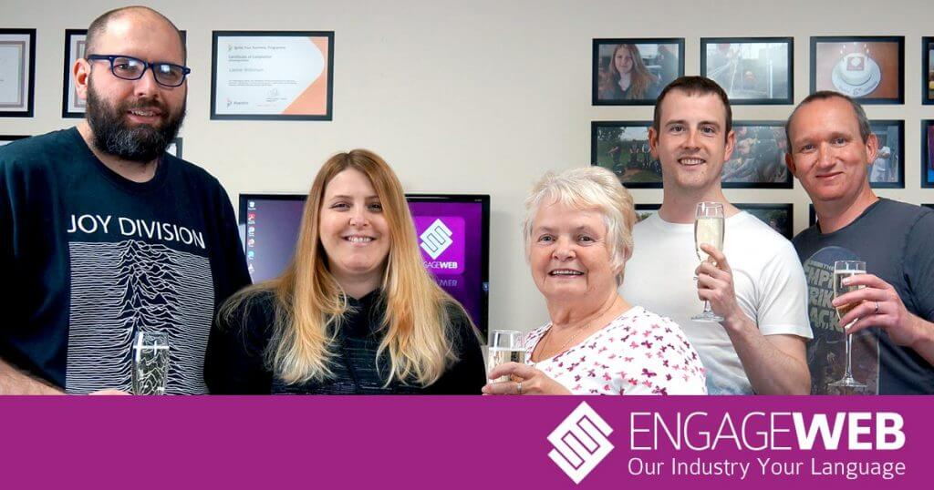 Engage Web celebrates 10 years