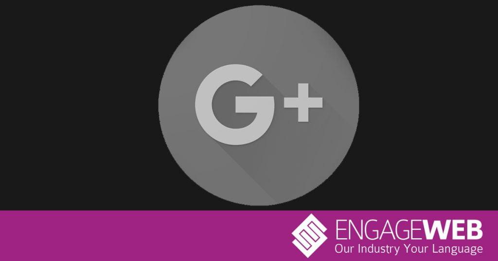 Google+ begins its shutdown process