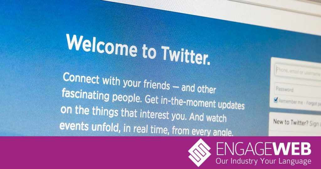 Twitter tests new desktop interface