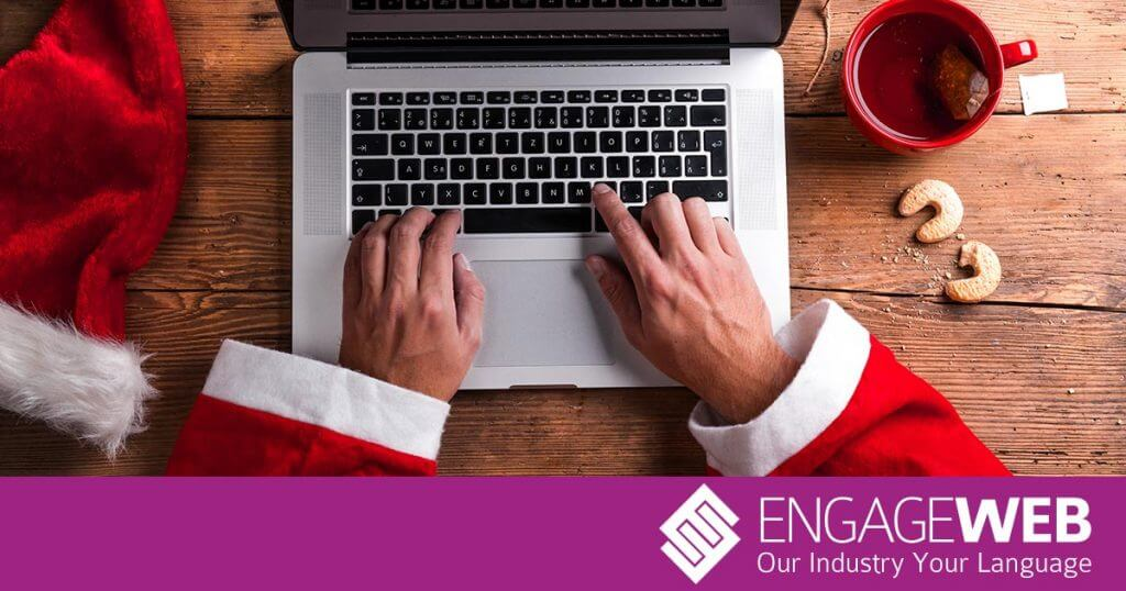 When should I start my Christmas online marketing?