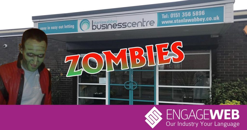 Is your office ready for the impending zombie apocalypse?
