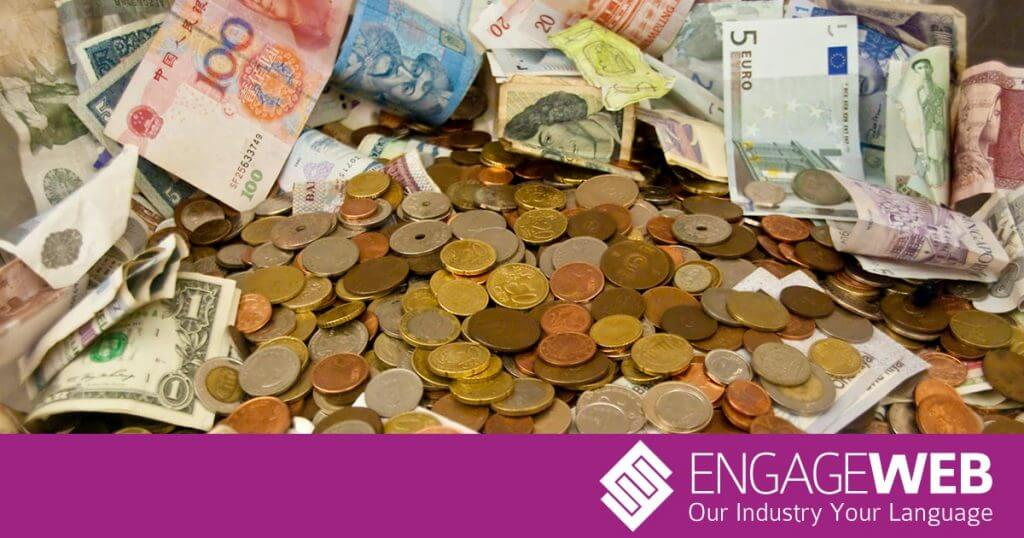 How to report on foreign currency amounts in UK copy
