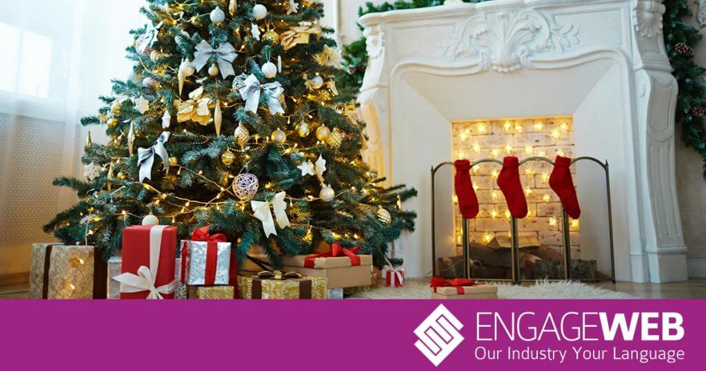 Christmas wishes from Engage Web